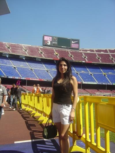 FC Barcelona Camp Nou 2010