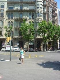 La Pedrera. Barcelona 2010