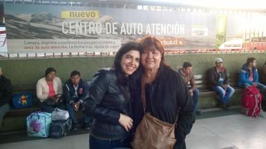 Terminal de Buses Santiago