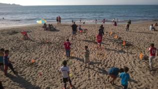 Playa Av. del Mar. La Sernena