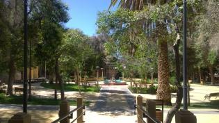 Pueblo Pisco Elqui.
