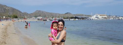 Playa Puerto de Pollensa