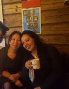 Las Chilenas Marcela y Carola